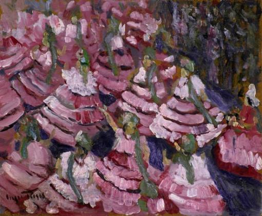 Sérgio Telles,Carnaval – As bahianas,OSM, 20 x 25