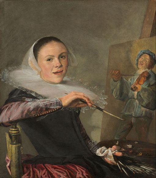 Judith_Leyster_-_Self-Portrait_-_Google_Art_Project