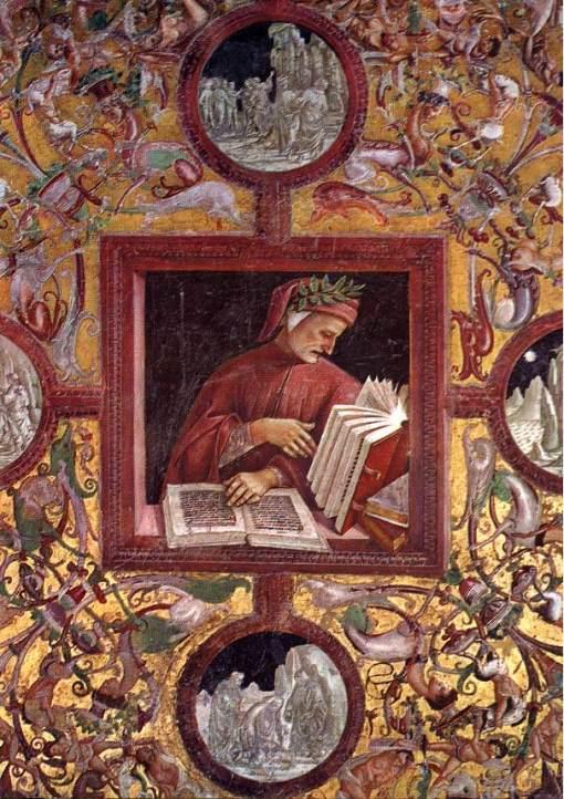 Luca_signorelli,_cappella_di_san_brizio,_poets,_dante_01 fresco