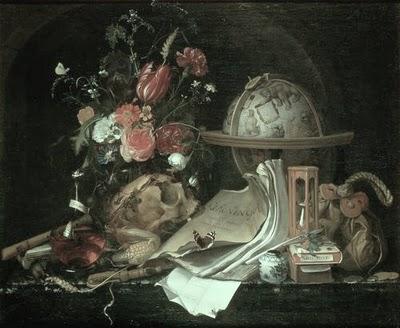 maria van oosterwijck vanité 1668