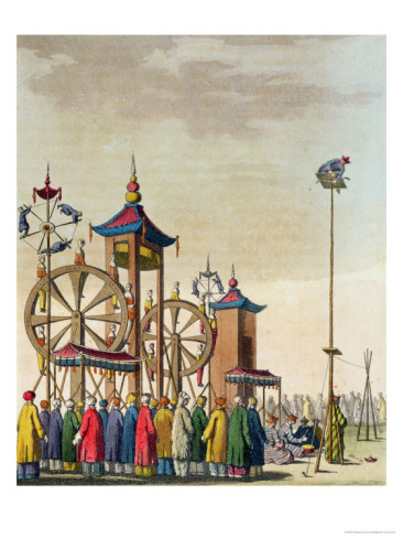 gaetano-zancon-chinese-circus-illustration-from-le-costume-ancien-et-moderne-c-1820-30