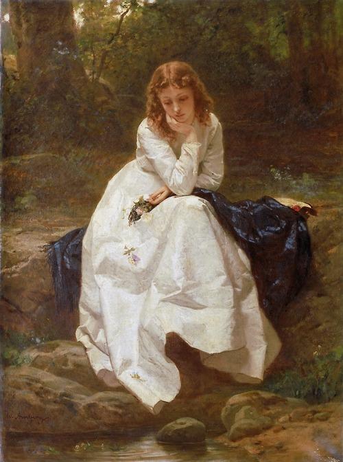 Amberg, Wilhelm (1822-1899)