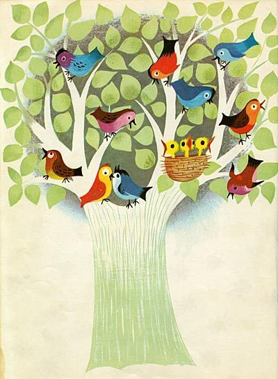 arvore, mary blair