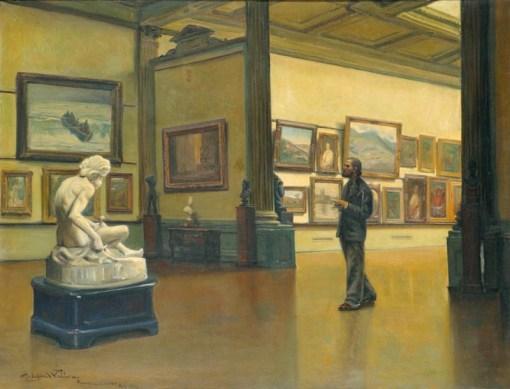 Edgar Walter,Pinacoteca - MNBA – RJ,1945,ost,90 x 117