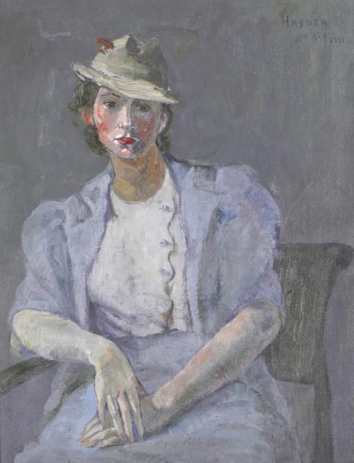 Haydéa Santiago,Vestido Novo, 1937,ost,65 x 50
