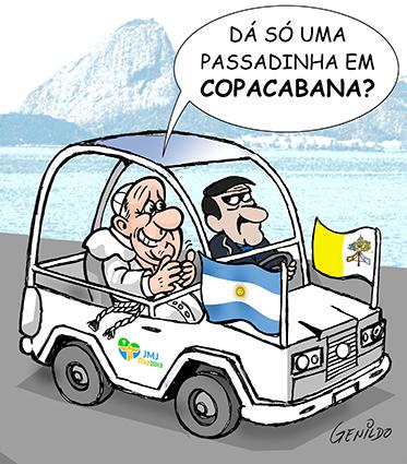 Papa-no-Brasil-por-Genildo