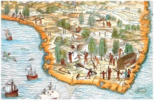 mapa do brasil,giacomo
