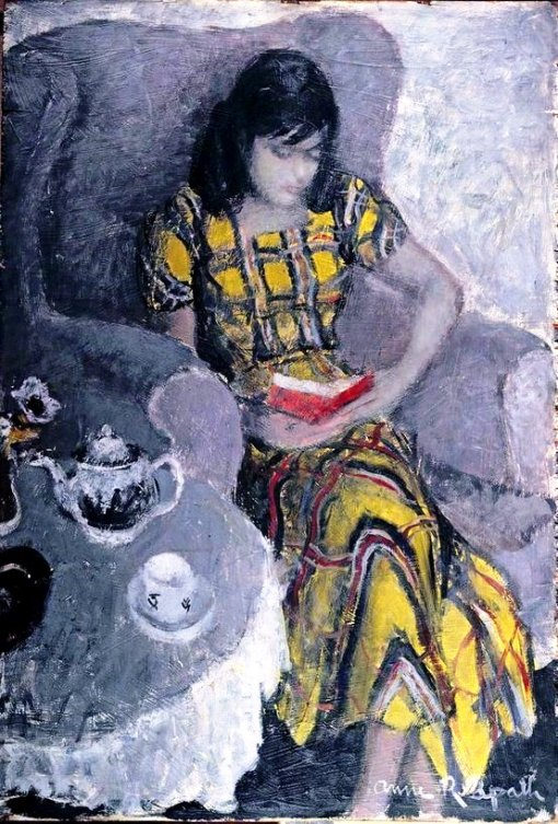 Eileen, c1949. Anne Redpath (Scottish, 1895-1965)