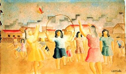 Antonio Gomide,st,aquarela,12x19,sd