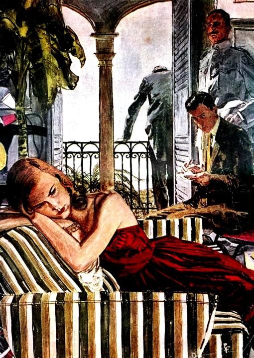 romance, Robert Fawcett
