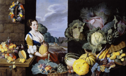 sir-nathaniel-bacon-cookmaid-with-still-life-of-vegetables-and-fruit-c-1620-5