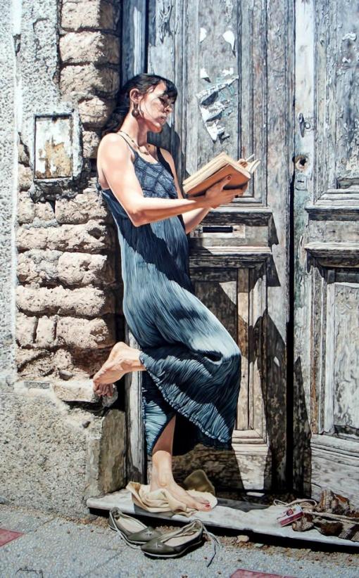 Marcia. Mauro Cano, born 1978 in Mendoza, Argentina.