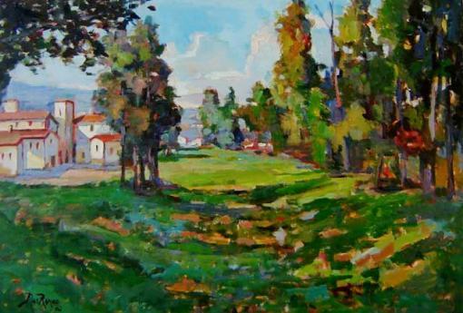 Dias Ramos (1952)Fimdatarde,2002,ost,70x100