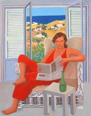 Araujo Armero, Ramón (1957-...)  La lectura II, 2010