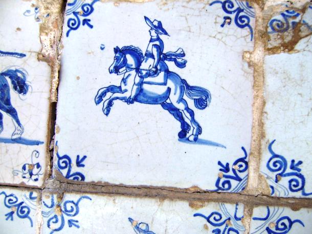 azulejo holandês no Recife