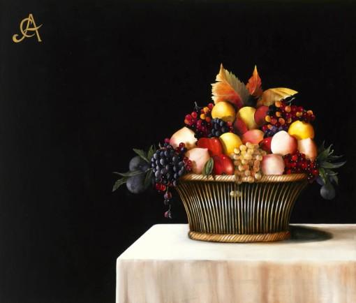Carlos Anesi,Natureza morta,sd,ostcse, 90 x 105