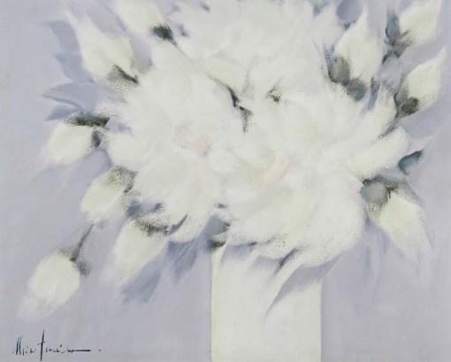 Chico Ferreira,Flores,65 x 81 cm – AST, 1989