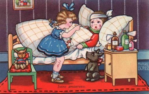 doente, dodoi, Margret Boriss