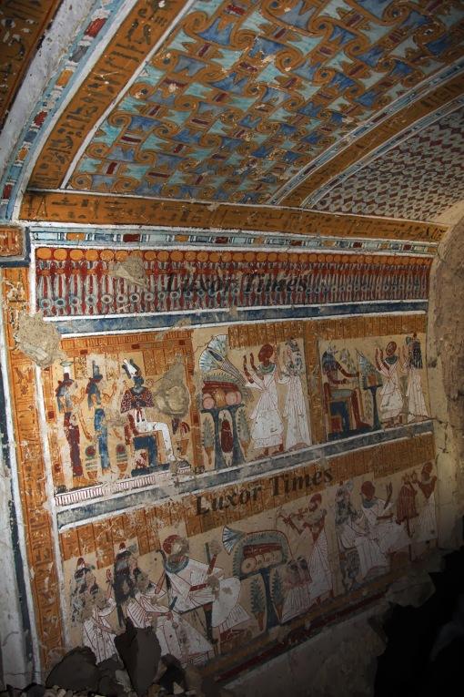 New tomb discoerved in El Khokha by Waseda Uni 3