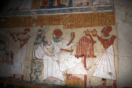 New tomb discoerved in El Khokha by Waseda Uni 4