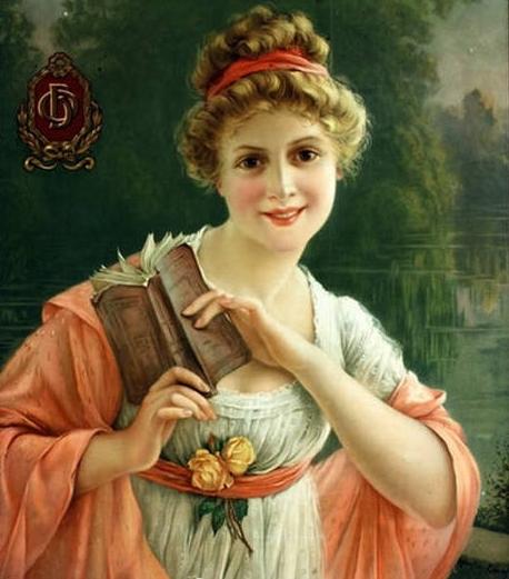 67333863_1291266382_01Jonge_vrouw_met_rozenFrancois Martin-Kavel (1861-1931)b