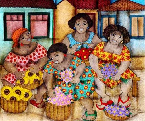 Floristas---45x53 Vanice Ayres leite