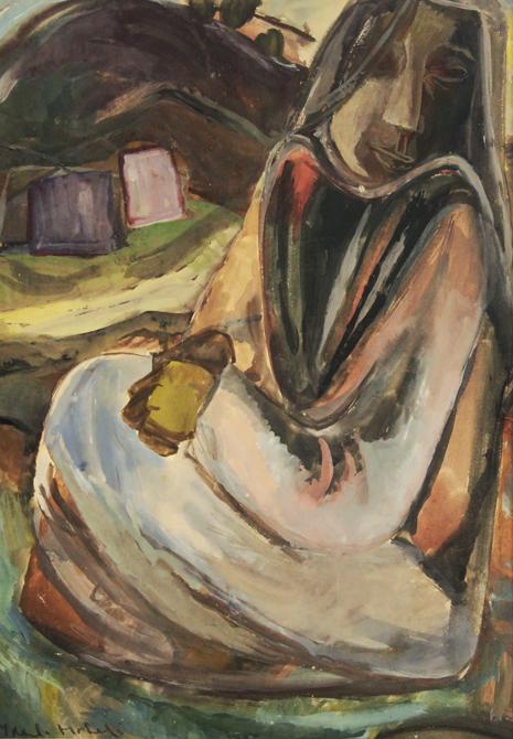 yolanda-mohalyiYolanda Lederer Mohalyi (1909 — 23 de agosto de 1978)