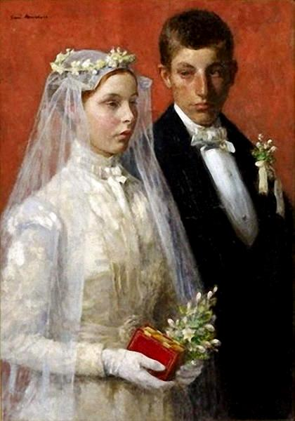 Gari_Melchers_Marriage1