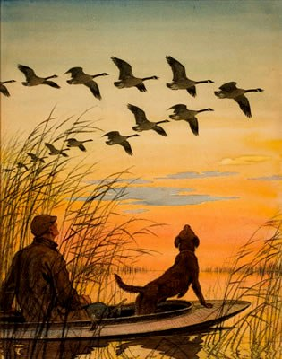 outono, Paul Bransom (1885-1979)