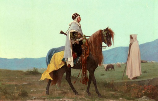 an_arab_horseman-large 13