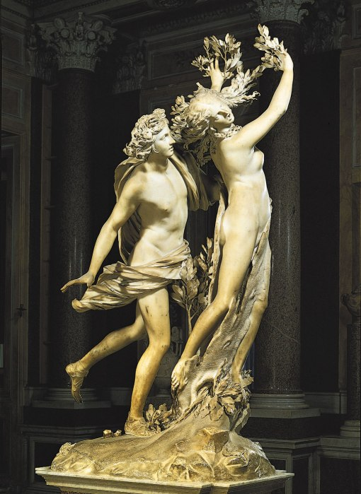 Apolo e Dafne - Bernini