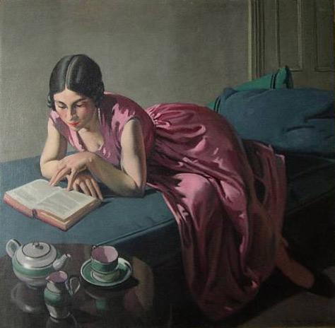 Bernard Fleetwood-Walker (Inglaterra, 1893 -  1965)