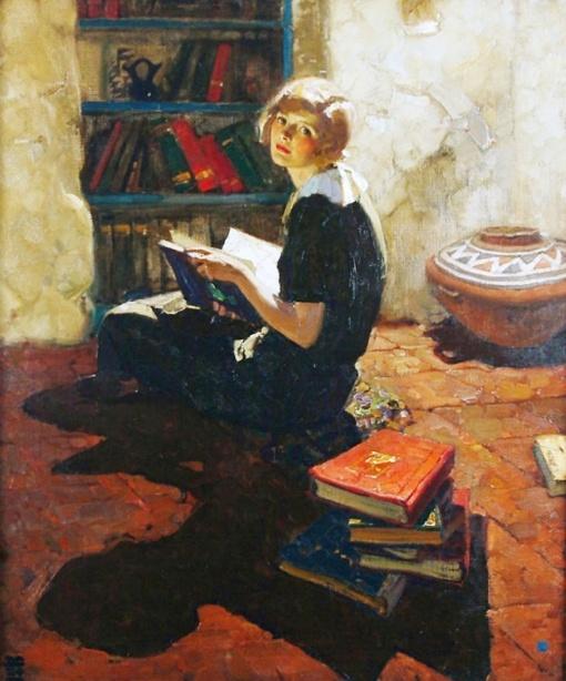 Dean Cornwell (1892-1960)