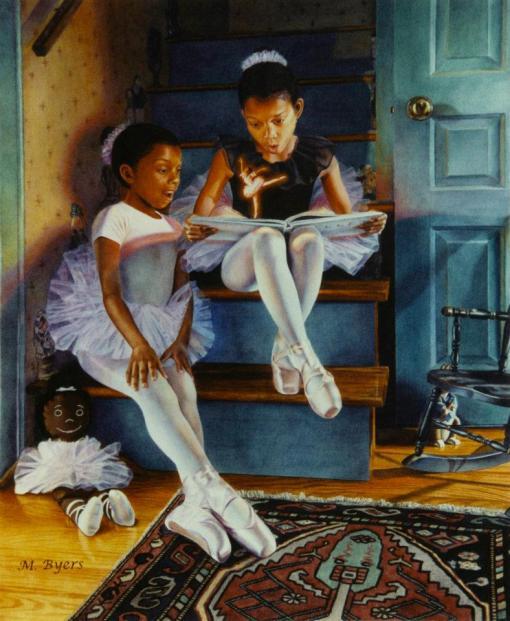 Melinda Byers -- Ballet-Daydreams-by-Melinda-Byers-