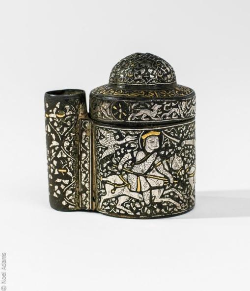 tinteiro , ano 1250