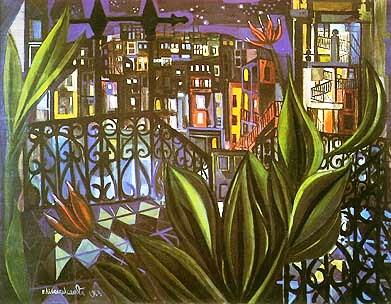 Di Cavalcanto, Rio de Janeiro noturno, 1963, ost