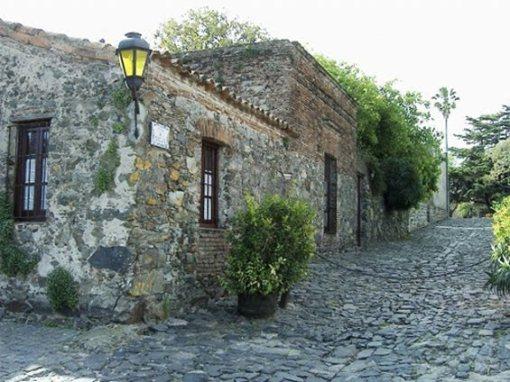 In Uruguay - Colonia del Sacramento