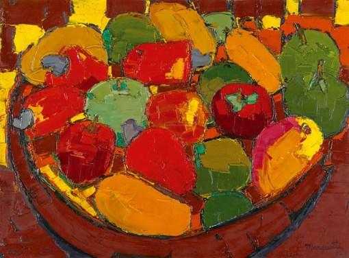 Ivan Marquetti,Frutas OST,70 x 95 2002