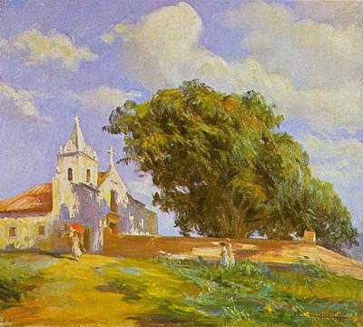Lucílio de Albuquerque,  sol -manhã em niteroiManhã em Niterói, Lucílio de Albuquerque