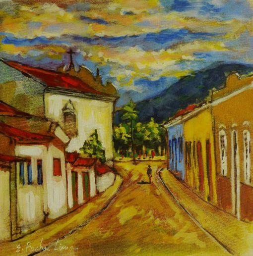 rua do hortoElder Rocha Lima rua do horto - TV - 40x40, cidade de goias