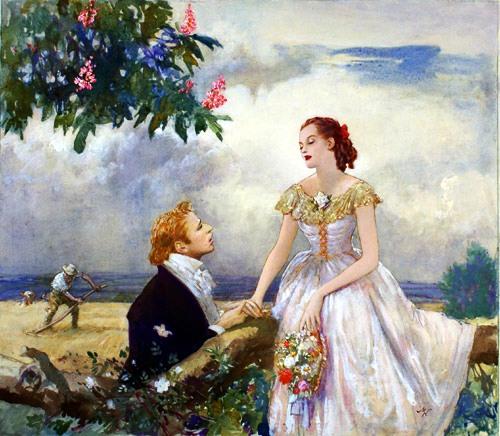 amorosos, John Millar Watt