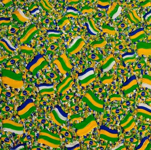 Christine Drummond (Brasil, )Brasil - 100x100 - 2014