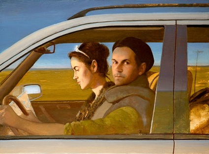 bobartlettBo Bartlett - Vashon, WA artist. (title unknown)