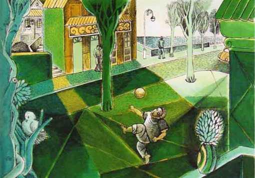 Heraldo Pedreira (BA 1948) Cidade ao cair da tarde, 1985, 35 x 50