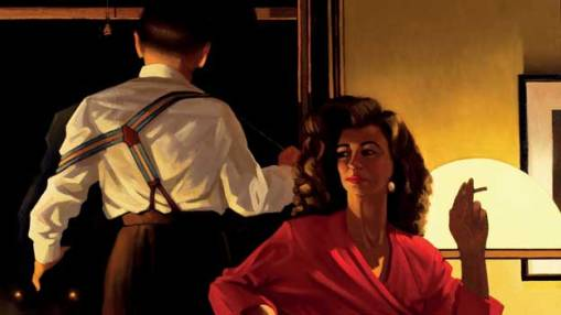 _70026996_saturday_night_1993Jack Vettriano's Another Saturday Night is one of many paintings which explore the power of sex