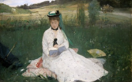 Berthe_Morisot_Reading edma
