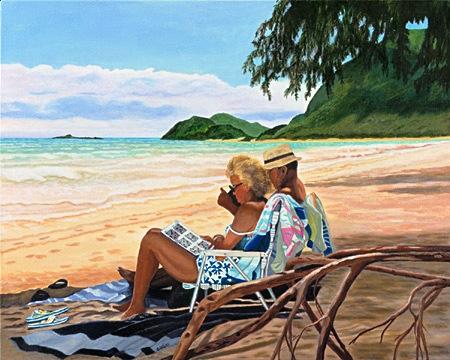 Judi A Gorski (EUA) The Crossword Puzzle, Hawai AST