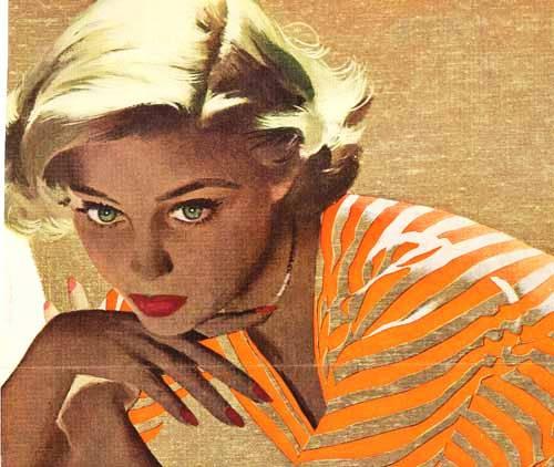 moça, Jon Whitcomb 1906-1988