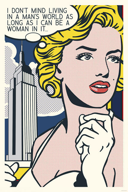 monroe-pop-art-roy-lichtenstein