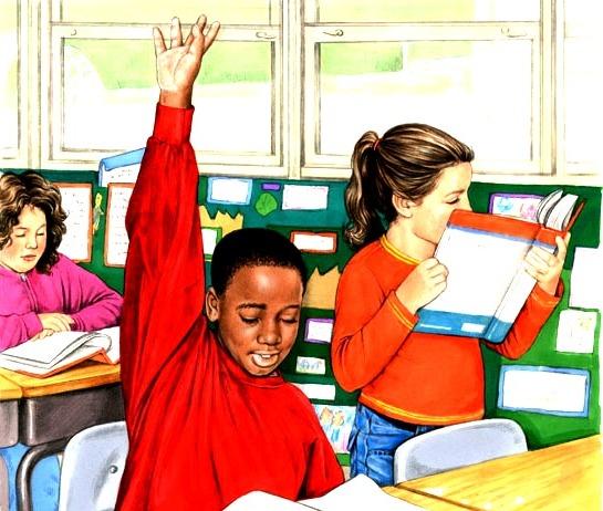 sala de aula, meryl treatner
